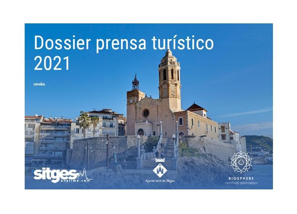 Portada dossier prensa castellano